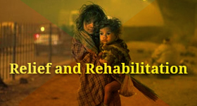 Relief and Rehabilitation